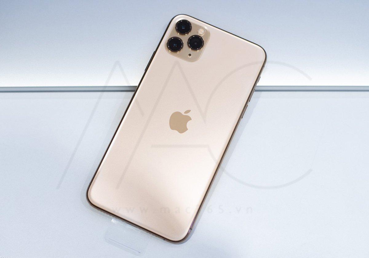 Chân dung chiếc iPhone 11 Pro với thiết kế đậm chất công nghệ và kĩ thuật