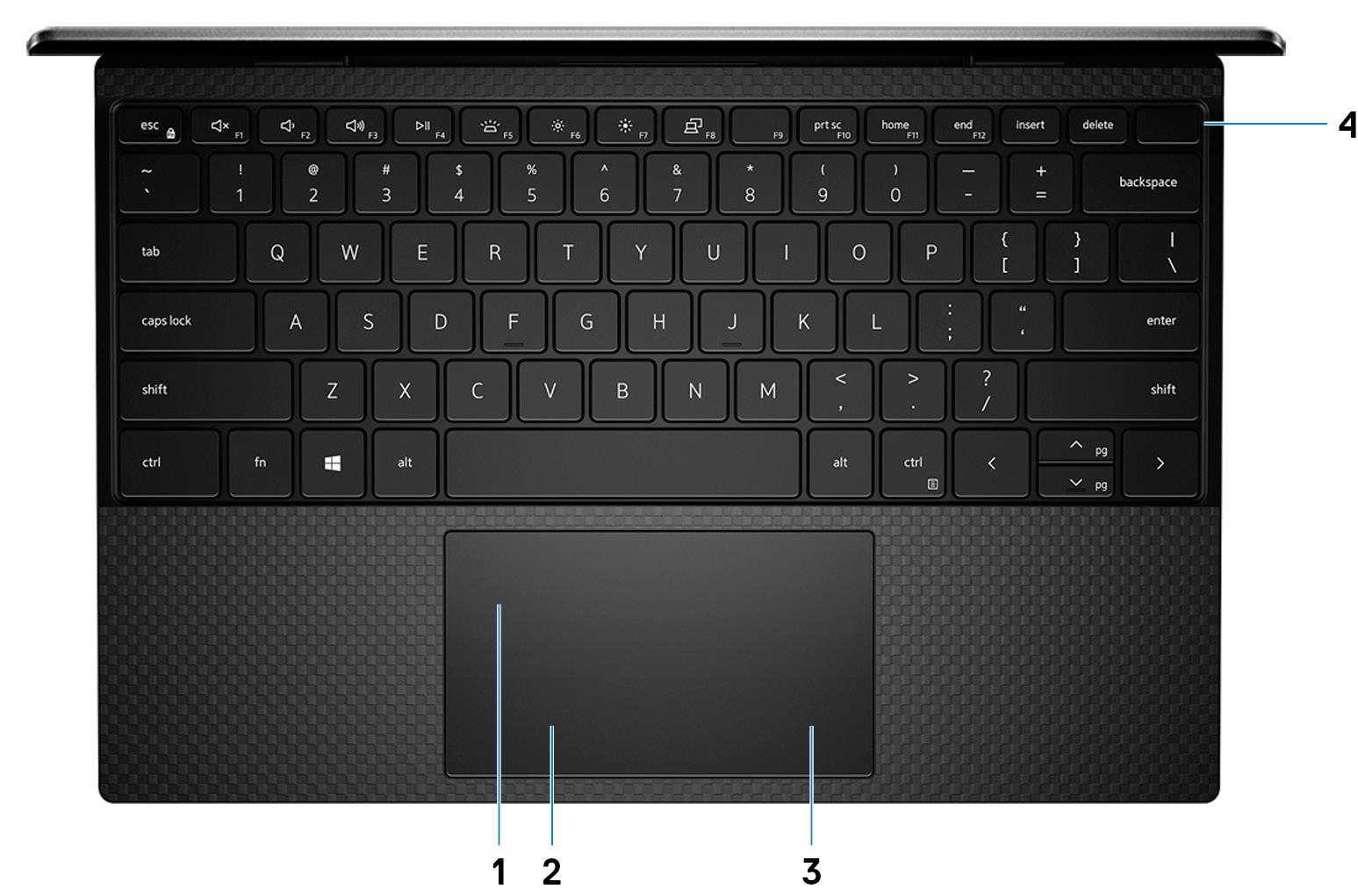 XPS 13 cải tiến thành bàn phím Maglev