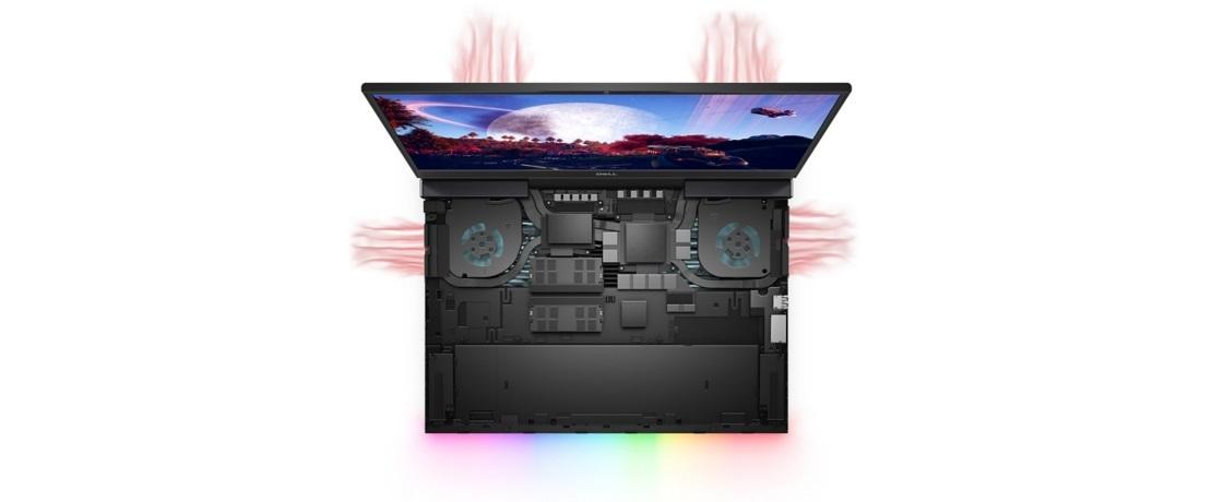 Âm thanh Dell g7 15 7500